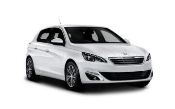 Reserva C. Peugeot 308 o Similar 308 o Similar