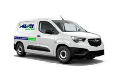 1. Opel Combo o Similar