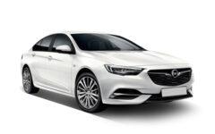 G. Opel Insignia o similar